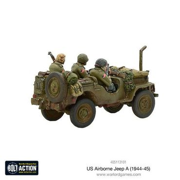 US Airborne Jeep (1944-45) 28mm – Bild 3