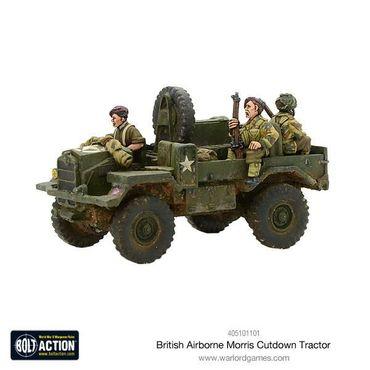 British Airborne Cut Down Moris 28mm – Bild 1
