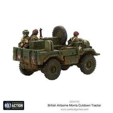 British Airborne Cut Down Moris 28mm – Bild 6