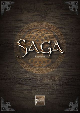 SAGA Regelbuch 2 Edition (Deutsch) – Bild 1
