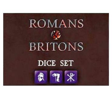 SAGA Würfel Set (Aetius & Arthur Römer / Briten) – Bild 2