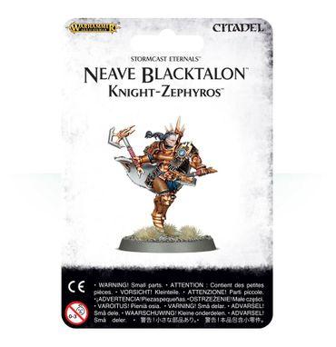 Stormcast Eternal Neave Blacktalon Knight Zephyros