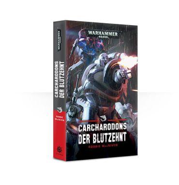 Carcharodons Der Blutzehnt (Deutsch)