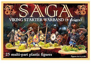 SAGA Wikinger Starter (4 Punkte)