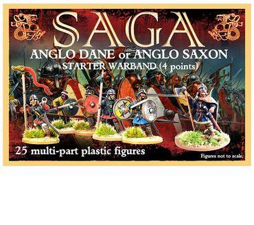 SAGA Angelsachsen / Anglodänen Starter (4 Punkte)