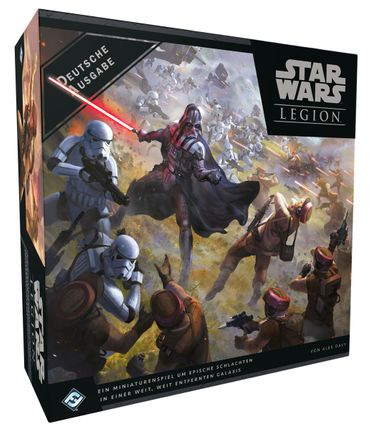 Star Wars Legion Grundspiel (Deutsch) – Bild 1