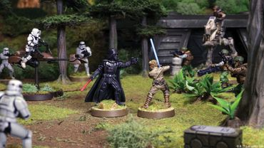 Star Wars Legion Grundspiel (Deutsch) – Bild 4