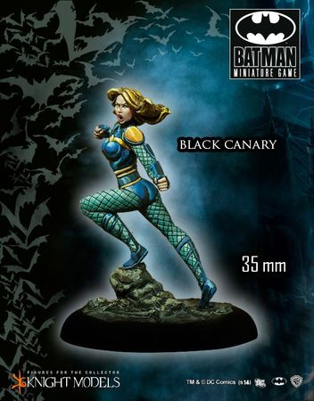 Black Canary 35mm – Bild 2