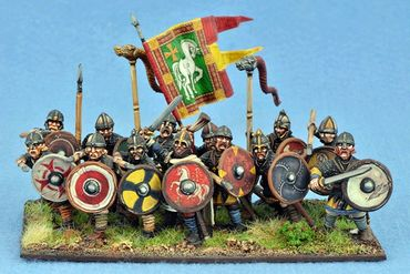 Saxon Thegns Defenders of the Faith – Bild 2