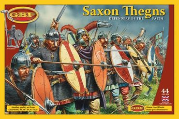 Saxon Thegns Defenders of the Faith – Bild 1