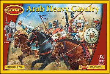 Arab Heavy Cavalry – Bild 1