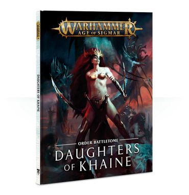 Battletome Daughters of Khaine (Deutsch)