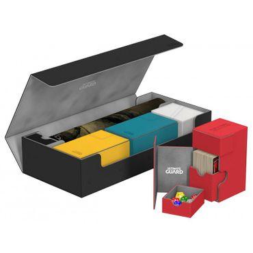 Flip Case Superhive 550+ XenoSkin Schwarz – Bild 6