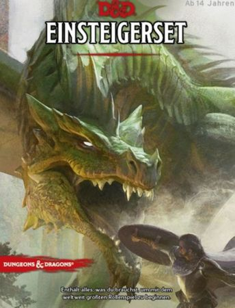 Dungeons & Dragons Einsteigerset 5th Edition (Deutsch)