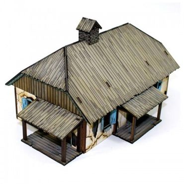 Ukraine Rural House 28mm – Bild 3