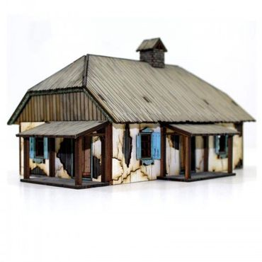Ukraine Rural House 28mm – Bild 1