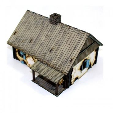 Russian Rural Cottage 28mm – Bild 2