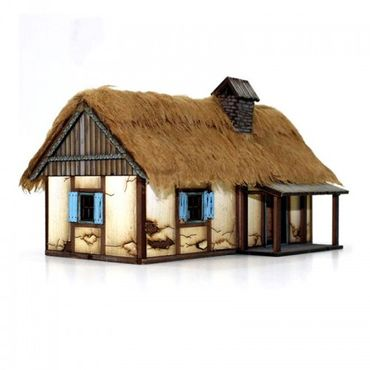 Polish Rural Dwelling 28mm