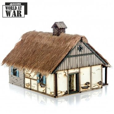 Polish Rural Cottage 28mm