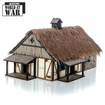 Polish Rural House 28mm
