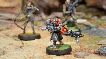Mercs Krakot Renegades (2 Submachine Guns) – Bild 2