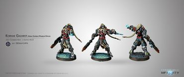 Combined Army Kornak Gazarot, Morat Superior Warrior Officer (MK12) – Bild 1