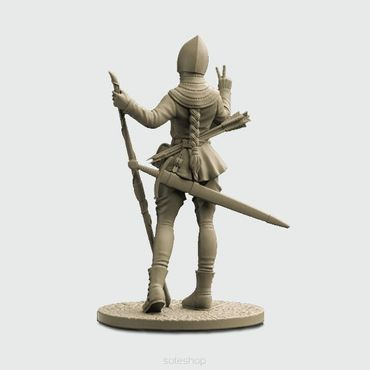 Rosie the Bowman 28mm – Bild 3