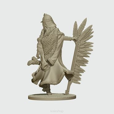 Olenka the Winged Hussar 54mm – Bild 3
