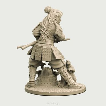 Azumi the Samurai 54mm – Bild 4