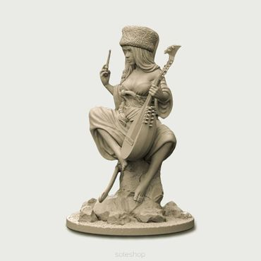 Ksenia the Cossack 54mm – Bild 3