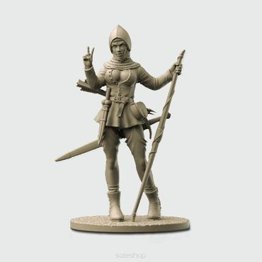 Rosie the Bowman 54mm – Bild 2