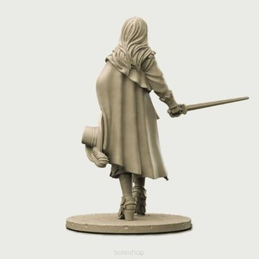 Eloise the Musketeer 54mm – Bild 3