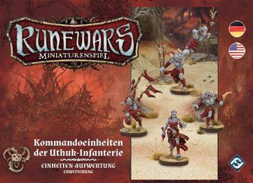Runewars Kommandoeinheiten der Uthuk Infanterie Erweiterung – Bild 1