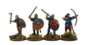 V&V Miniatures Vikings 1 – Bild 2