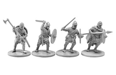 V&V Miniatures The Anglo-Saxons 1