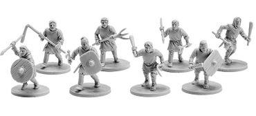 V&V Miniatures The Anglo-Saxons Geburs 5 – Bild 1