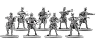 V&V Miniatures Norman Crossbowmen