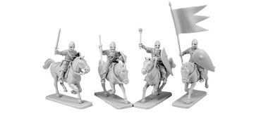 V&V Miniatures Norman Riders