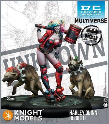 Harley Quinn (Rebirth) Multiverse 35mm