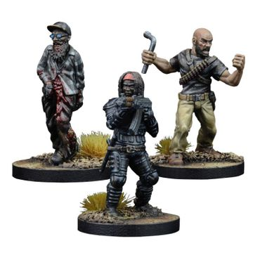 The Walking Dead Michonne, Vengeful Hunter Booster (Englisch) All Out War – Bild 2