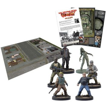 The Walking Dead Made to Suffer Expansion (Englisch) All Out War – Bild 2