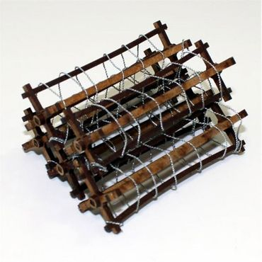 Road Barbed Wire Barricades 28mm