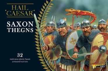 Saxon Thegns 28mm