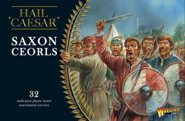 Saxon Ceorls 28mm