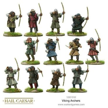 Viking Archers 28mm