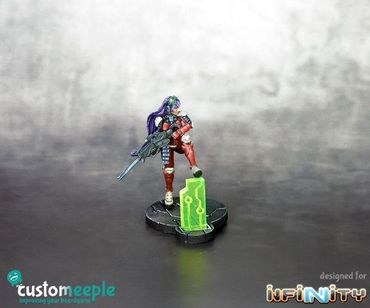 Infinity ITS 2014 Winner Miniature Base 25mm (1) – Bild 3