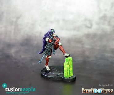 Infinity ITS 2014 Winner Miniature Base 25mm (1) – Bild 1