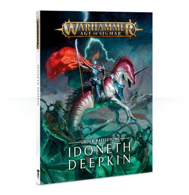 Battletome Idoneth Deepkin (Deutsch)
