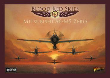 Blood Red Skies Mitsubishi A6-M5 Zero (Englisch) – Bild 1