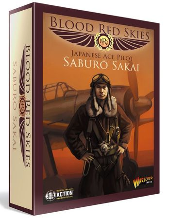 Blood Red Skies Japanese ACE Pilot Saburo Sakai (Englisch)